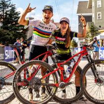 Nino Schurter e la pedalata benefica su Zwift