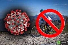 Coronavirus: il Governo dice STOP alle biciclette