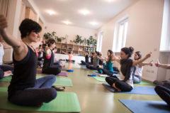 Yoga durante il Coronavirus – un nuovo modo di connettersi con [hohm]