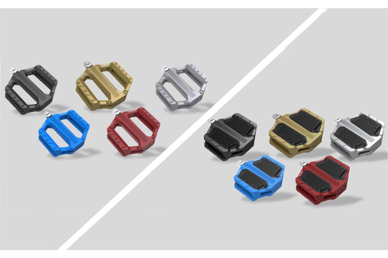 Pedali Shimano: nuovo PD-ME700 e nuovi colori per i flat