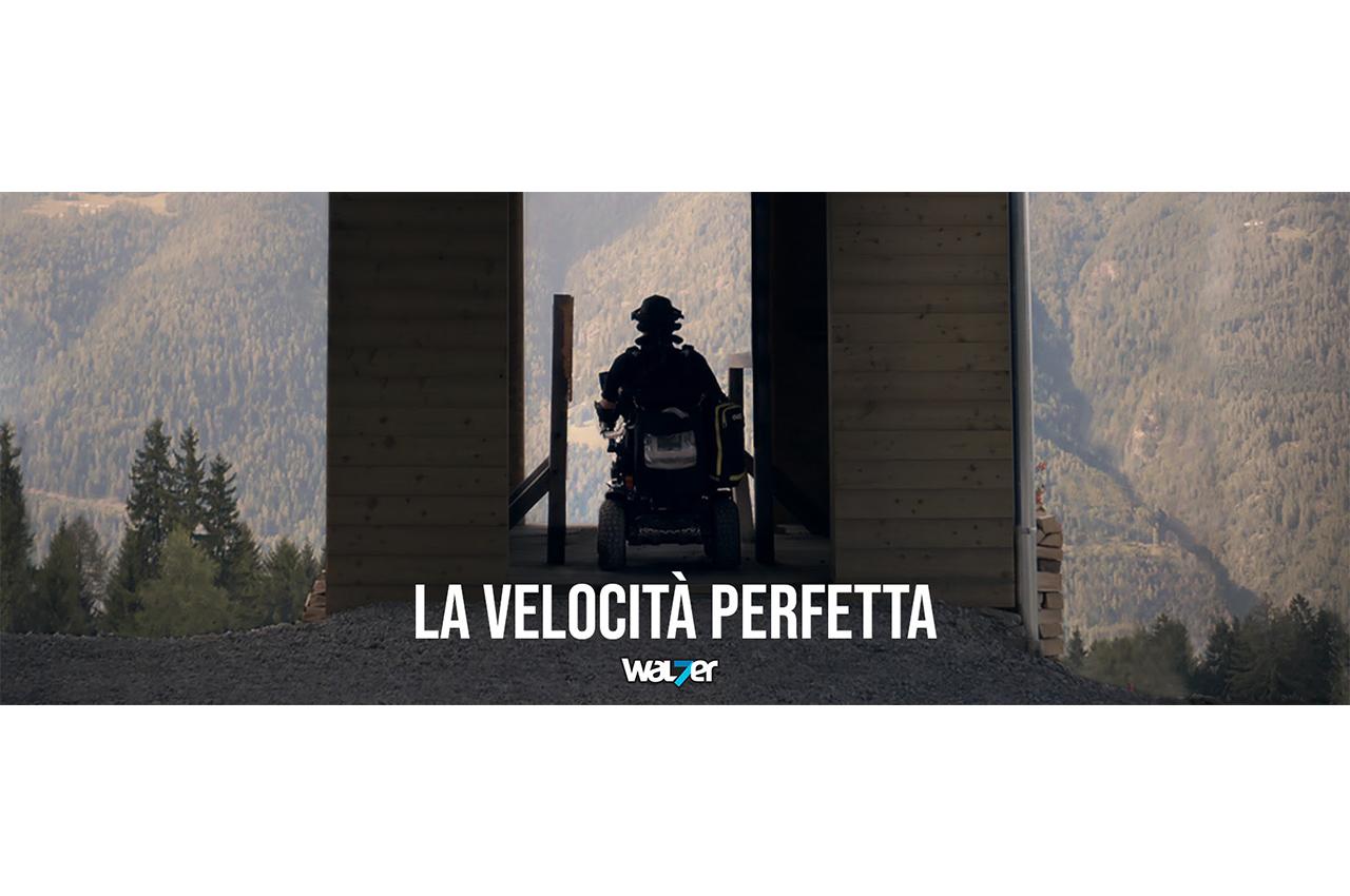 'LA VELOCITA' PERFETTA' di Walter Belli – il Trailer