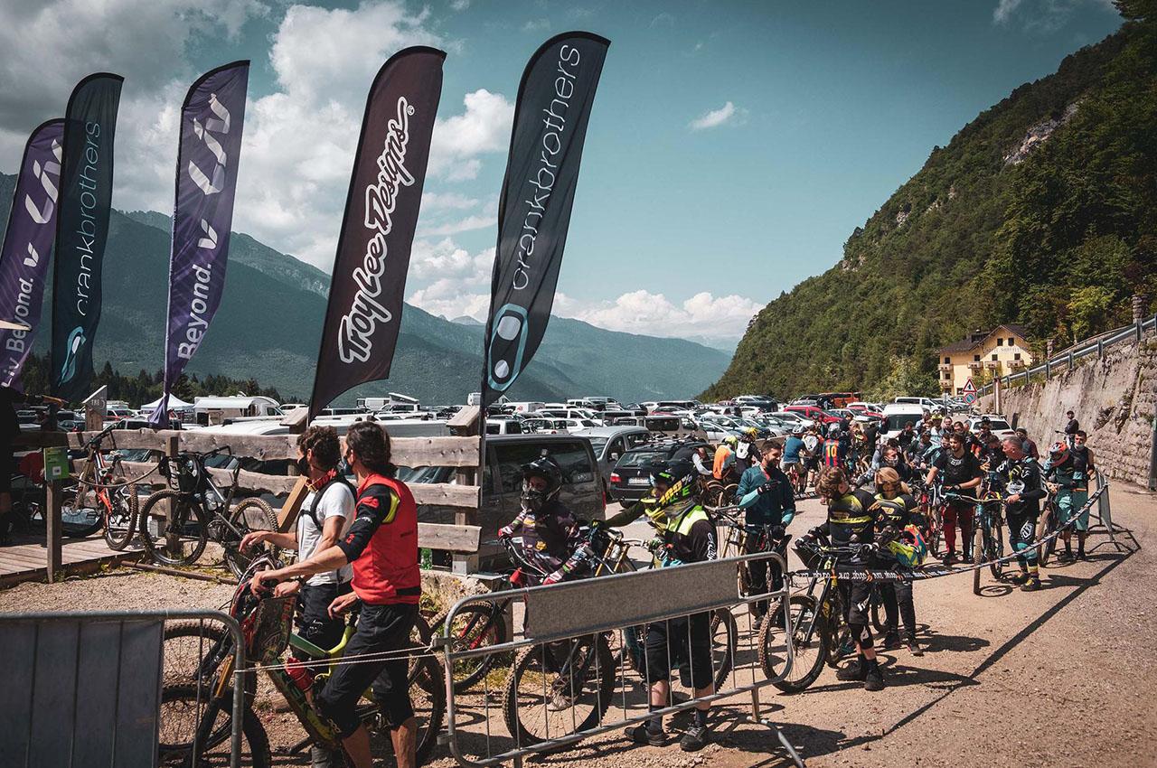 CRANKBROTHERS ufficiale alla Paganella Bike Area