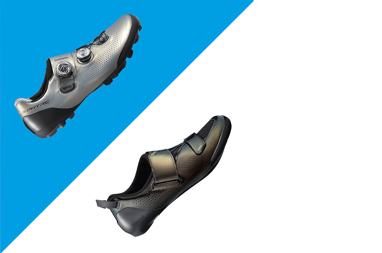 Nuovi colori per le scarpe Shimano Elite XC e Triathlon