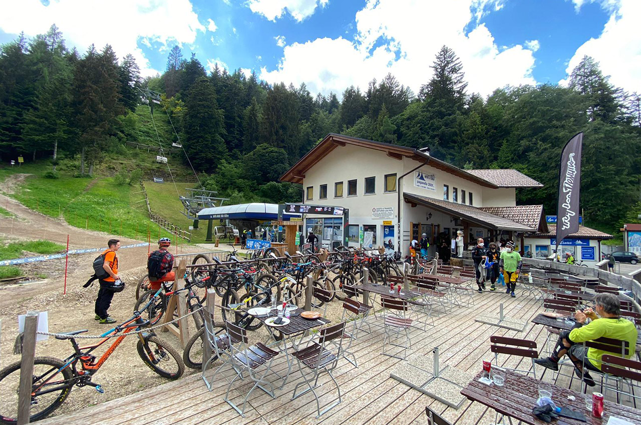 Dolomiti Paganella Bike: promossa a pieni voti l'apertura 2020