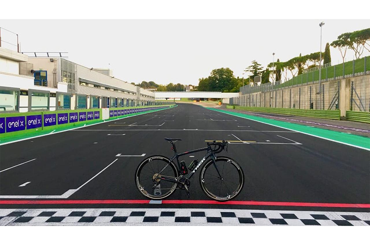 Test TREK all'autodromo di Vallelunga: alta gamma road e off-road da provare