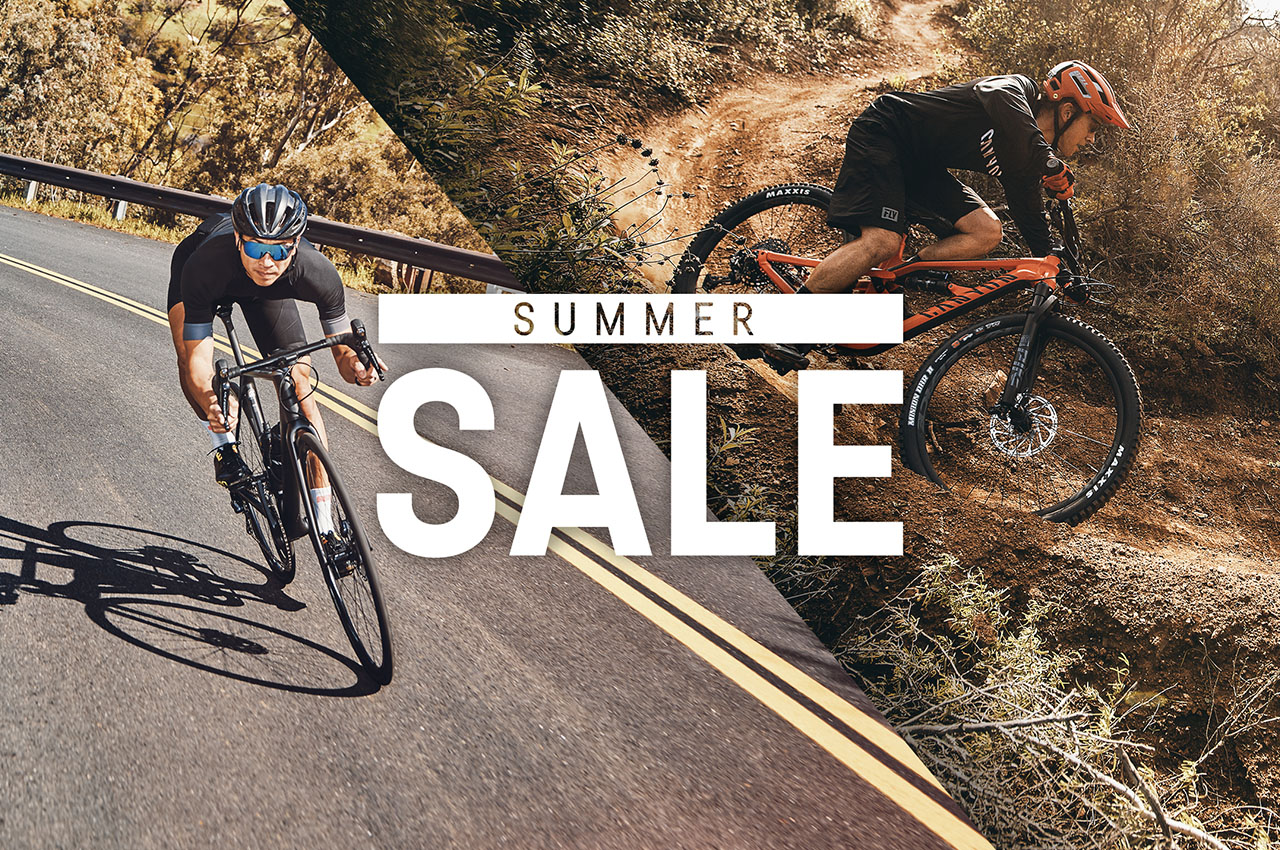 SCONTI CANYON fino al 20%, la campagna Summer Sale fino al 13 luglio