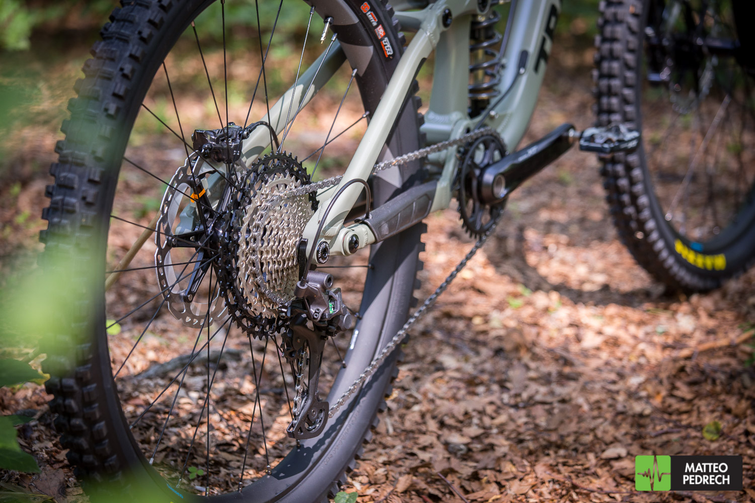 [TEST] gruppo completo SHIMANO DEORE XT M8100-M8120