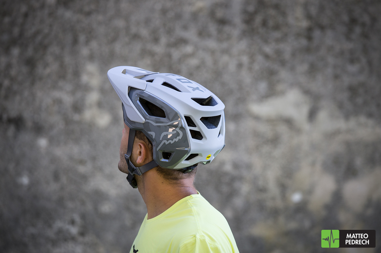 TEST casco FOX SPEEDFRAME PRO – Mips