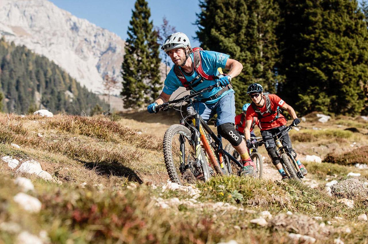 Dolomiti Paganella, passare le vacanze nel più grande parco giochi per la mountain bike!