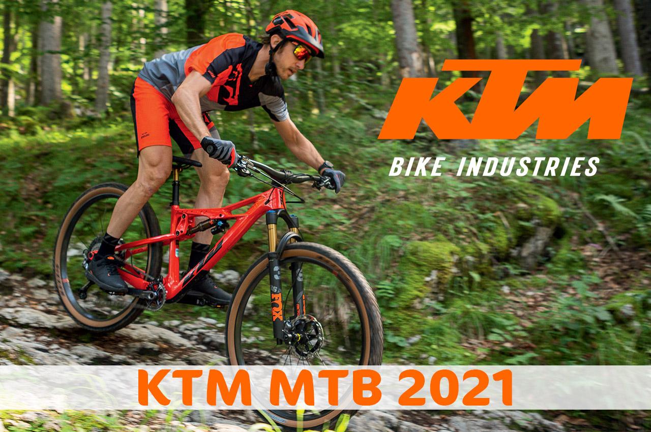 ANTEPRIMA MTB KTM 2021 – novità e aggiornamenti delle mtb KTM