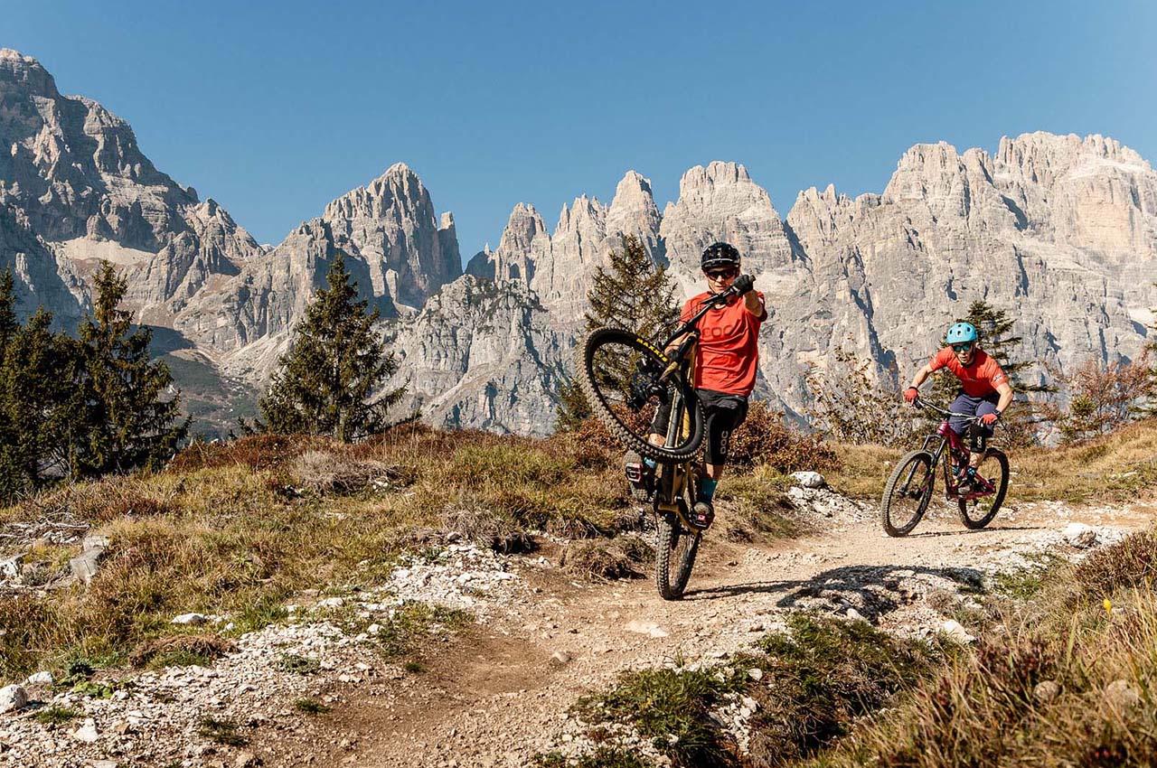One day in Paganella? Consigli per un giorno di mountain bike nelle Dolomiti Paganella