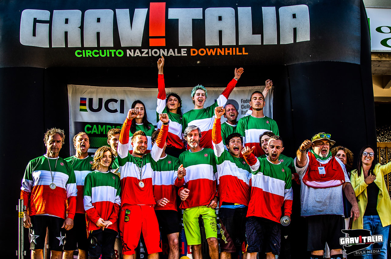 CAMPIONATO ITALIANO DH 2020: Viola St Grée vestirà di tricolore i più veloci 💪