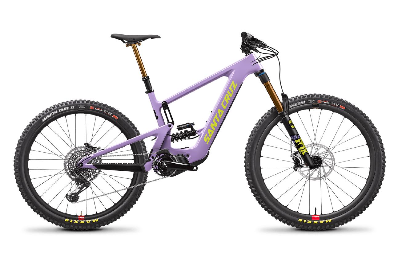 Santa Cruz Bullit MX 2021 – La nuova e-bike muscolosa 💪🏻