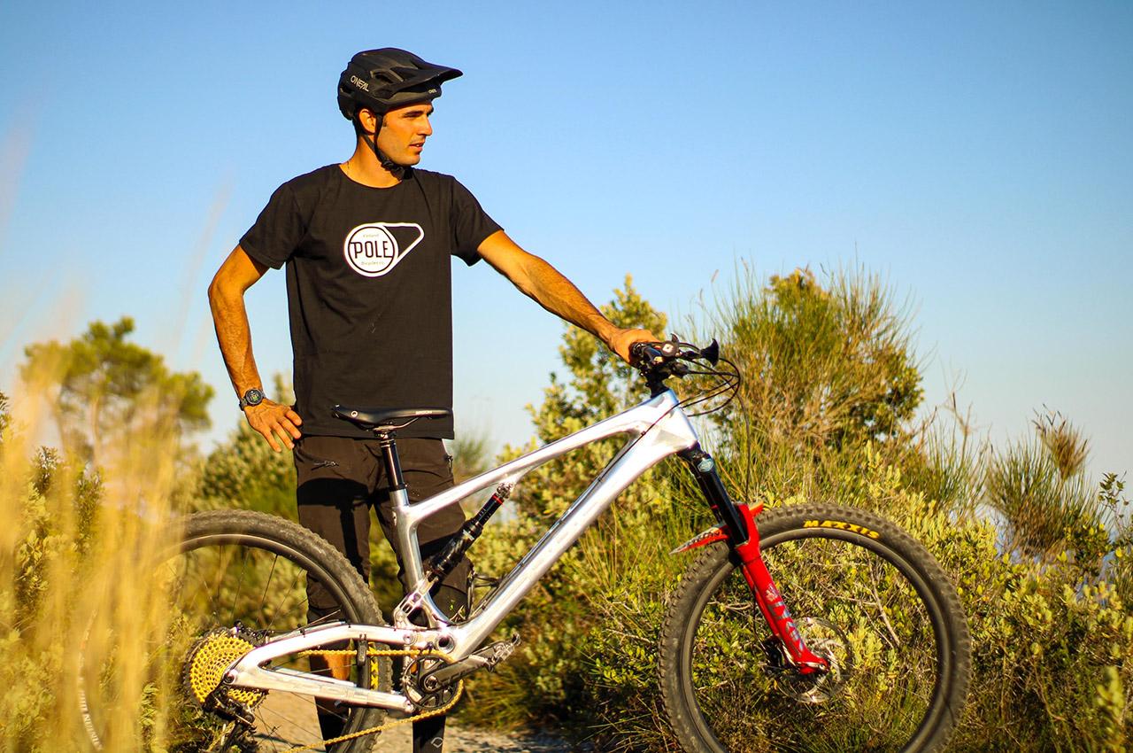 BIKE CHECK 🚲 La POLE BICYCLES STAMINA di Giacomo Dodino