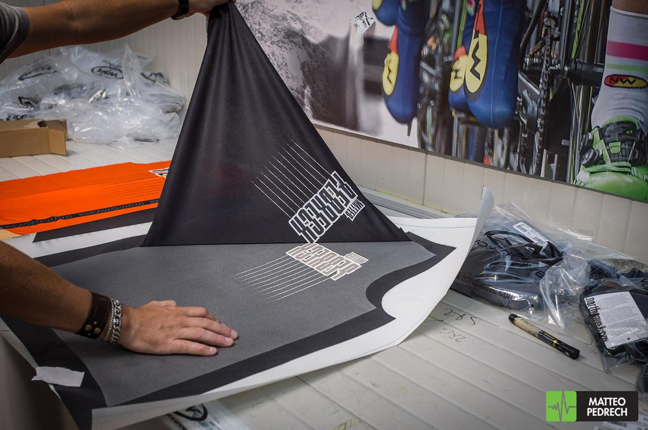 FOTORACCONTO – NORTHWAVE: come avviene la produzione dell'abbigliamento