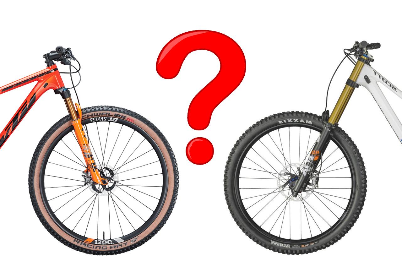 Quale bici comprare per iniziare a praticare mountain bike? 🔍
