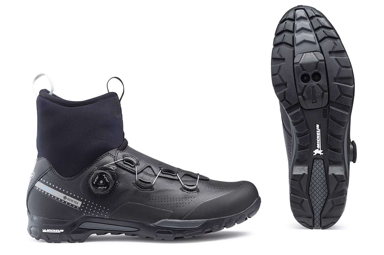 Michelin & Northwave: le scarpe per l'inverno ❄⛄