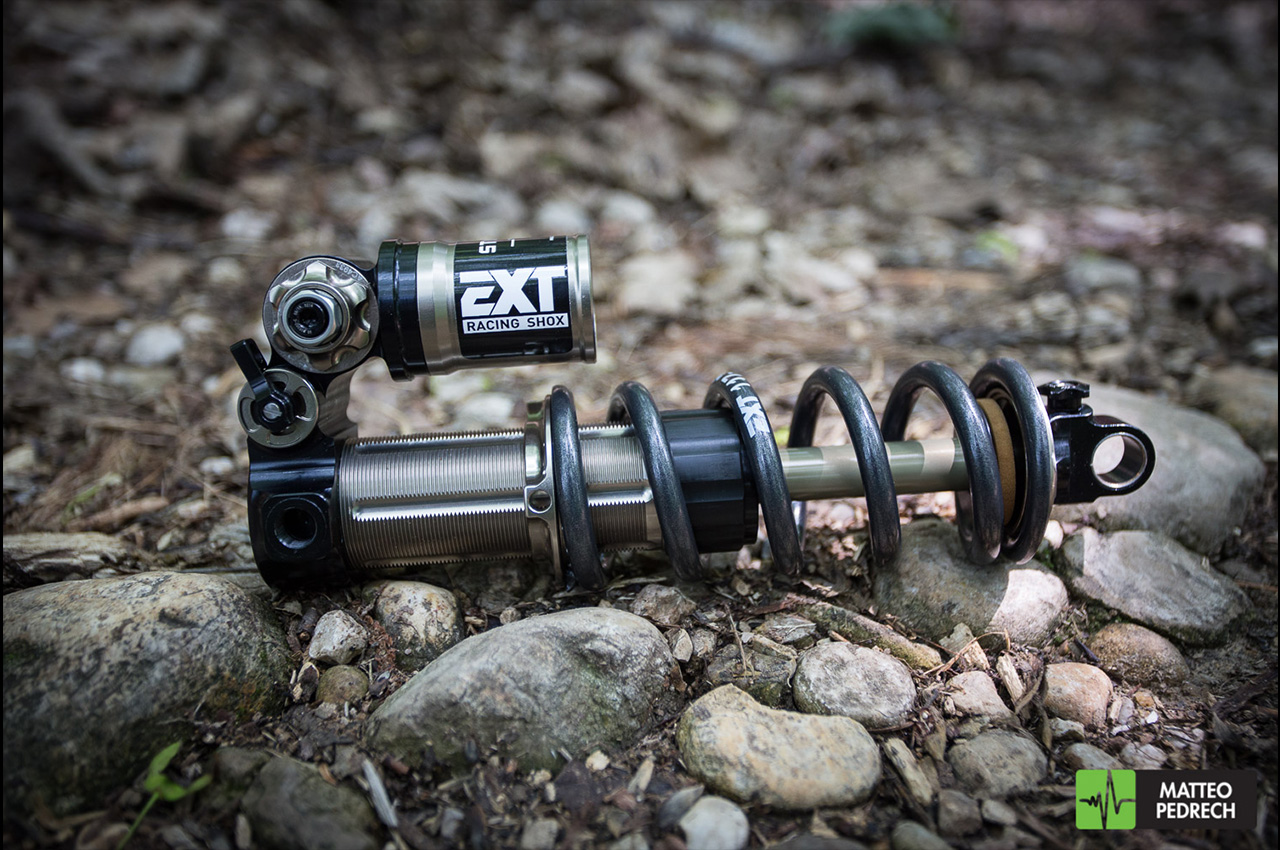 [TEST] ammortizzatore EXT STORIA LOK V3 – dal motorsport alle mountain bike