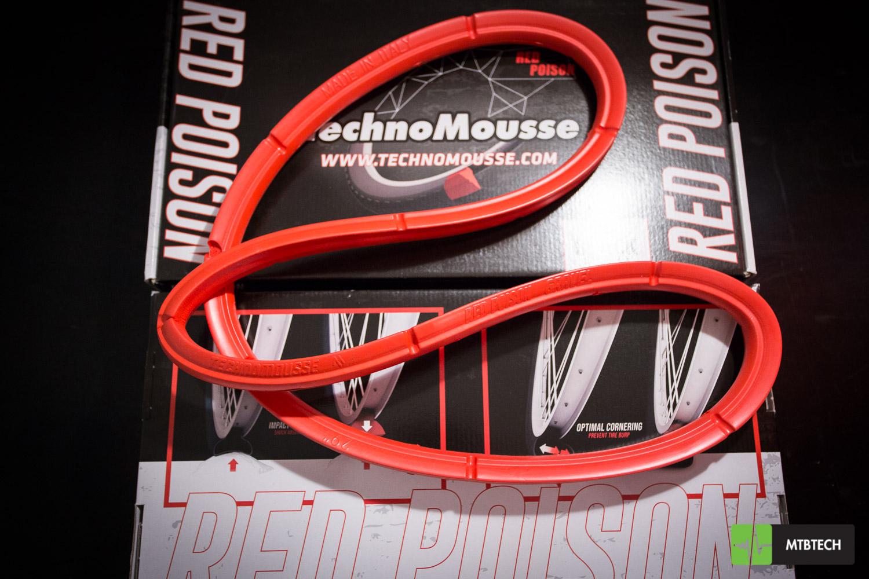 TECHNOMOUSSE Red Poison Gravel