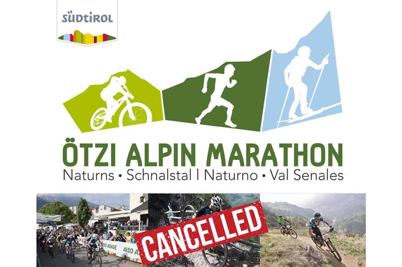 ANNULLATA la Ötzi Alpin Marathon 2021 😔