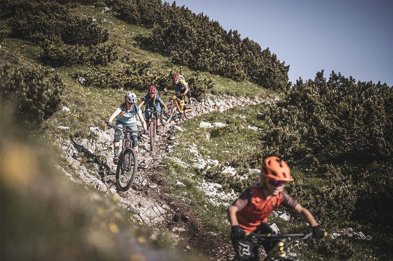 bike park paganella family 2021
