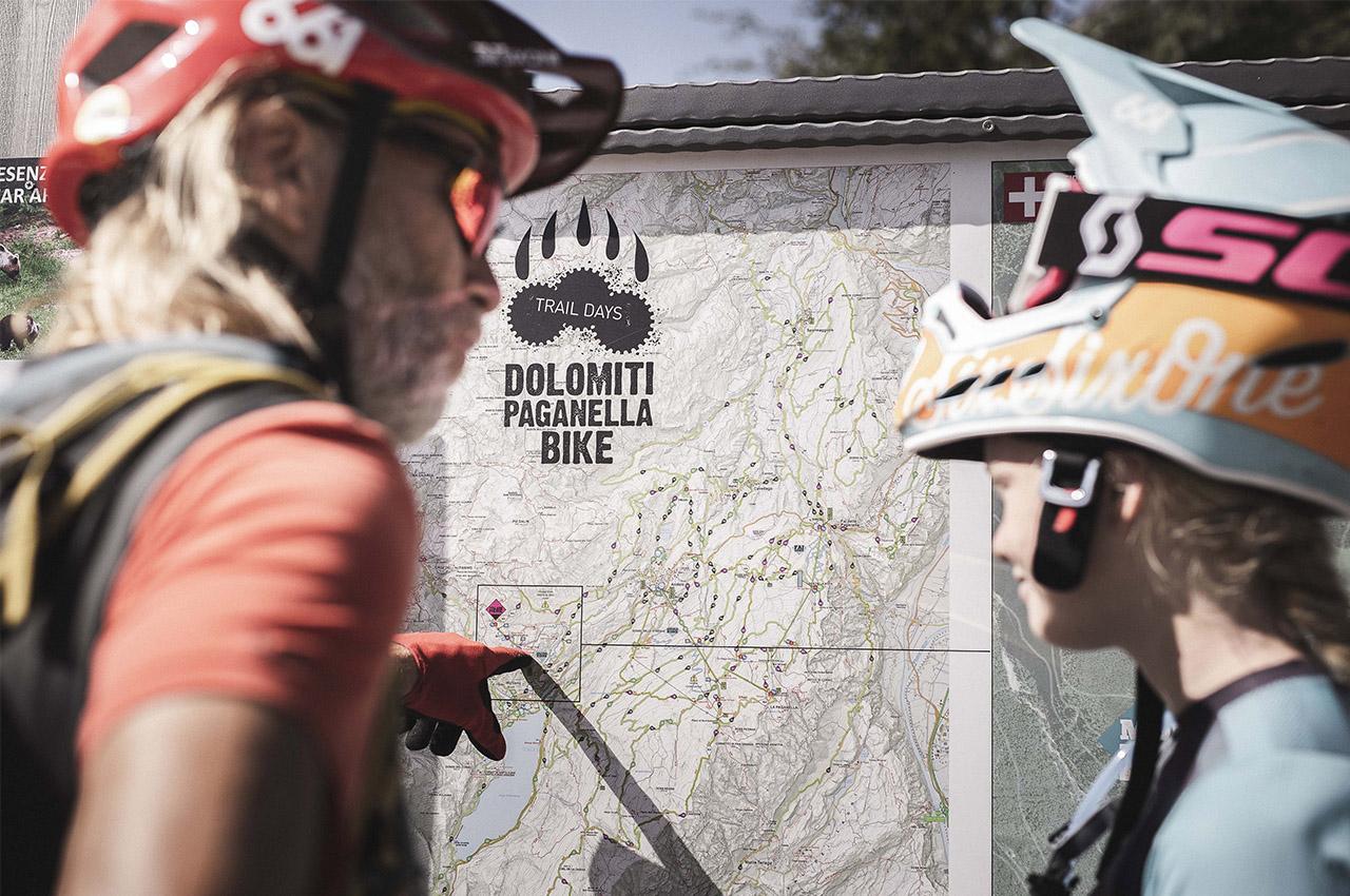 bike park paganella percorsi 2021