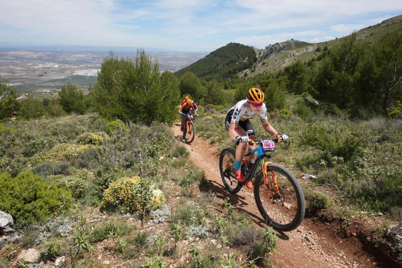 Andalusia Bike Race: 2° posto per Sosna e Dohrn – Team Torpado Sudtirol