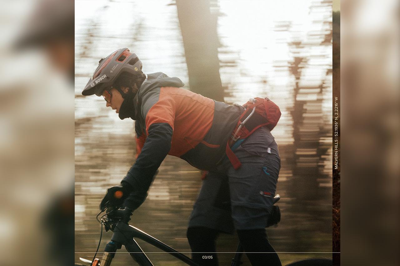 Marsupio Osprey Seral&Savu per le avventure outdoor in bici