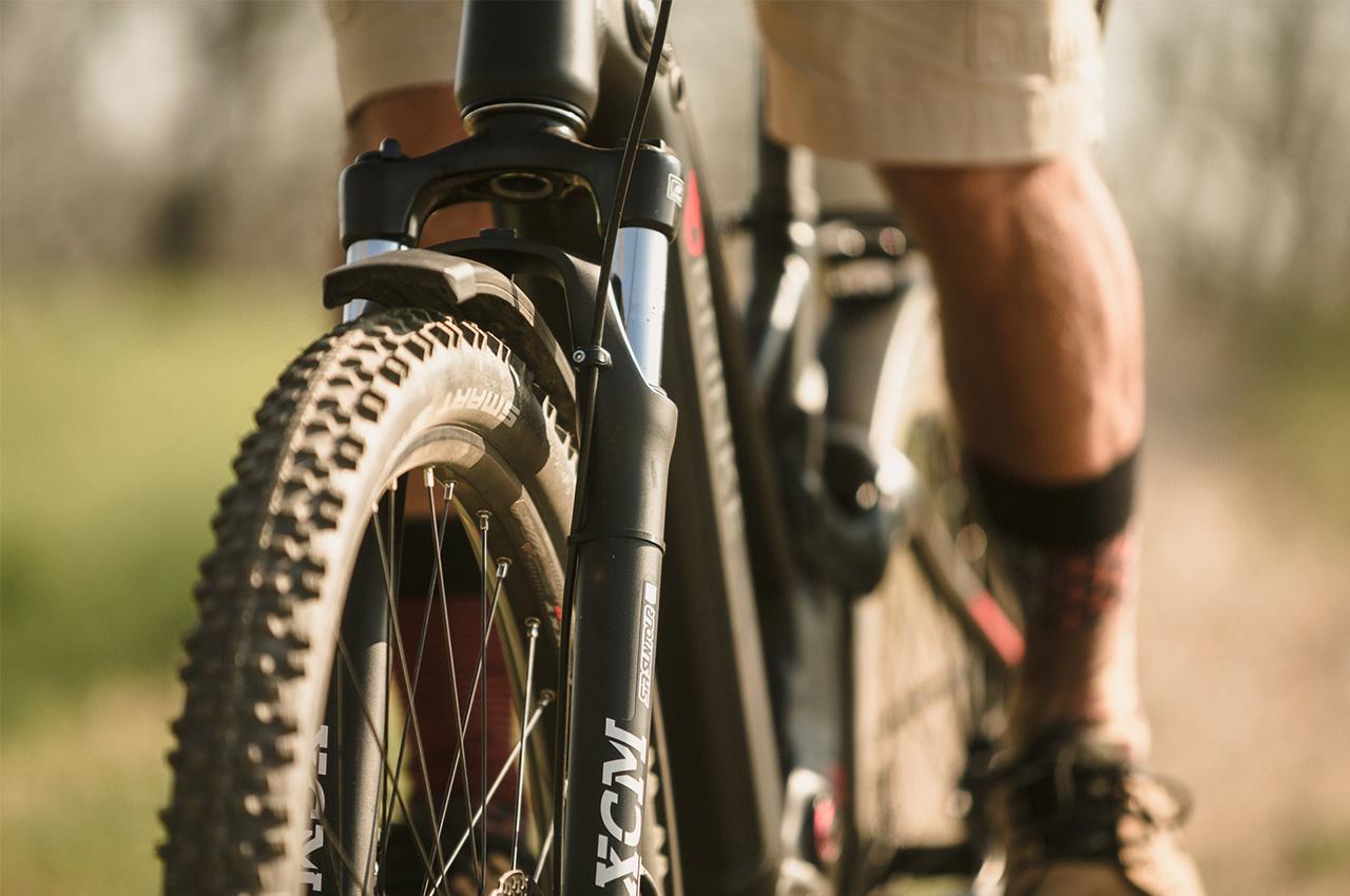 Brinke XPLORER: la Trekking Ebike biammortizzata