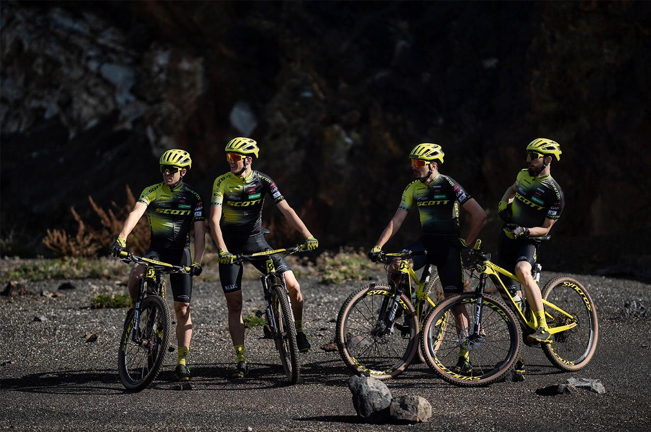 scott racing team
