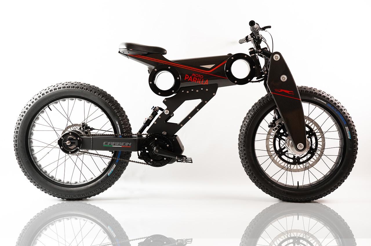 Moto Parilla: le e-bike italiane, futuristiche e innovative